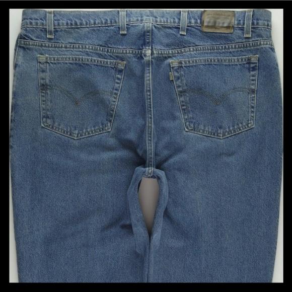b9e4d291 Levi's Jeans | Levis 545 Signature Loose Mens 46 1033 | Poshmark